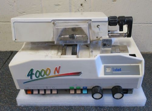Briot 4000N Lens Edger Spectacles Glasses Eyewear Optician Cutting Machine